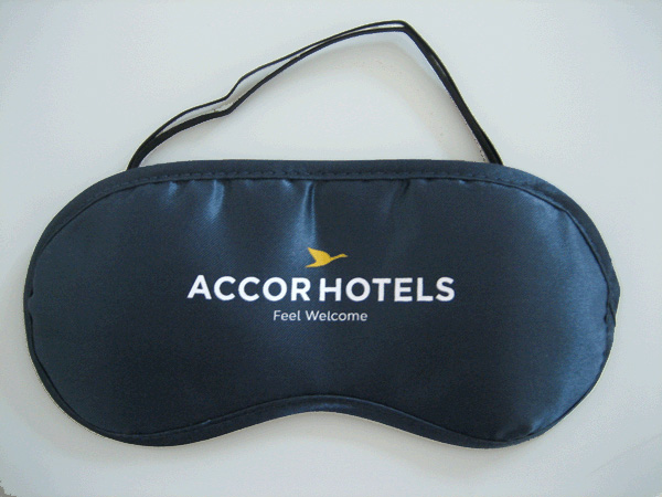 schlafmaske accor hotels