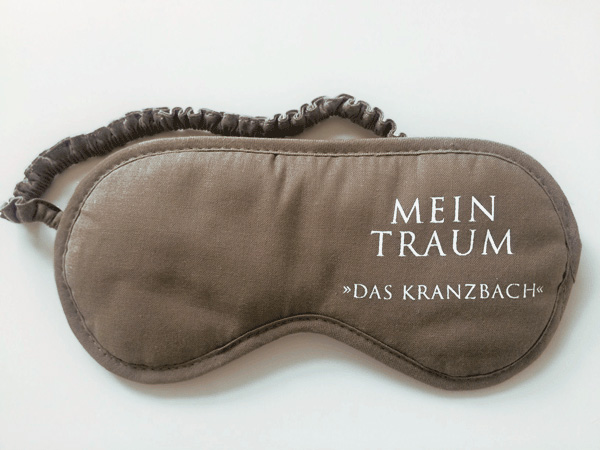 schlafmaske kranzbach