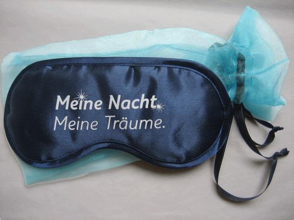 schlafmasken tui organzabeutel